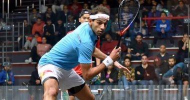 نور الشربيني ومحمد الشوربجي يتأهلان لربع نهائي بطولة بريطانيا للاسكواش
