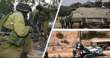 إصابة فلسطينيين اثنين بالرصاص المعدنى فى مواجهات مع الاحتلال الإسرائيلى