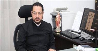 اليوم.. صلاة الجنازة على روح الأنبا عادل زكى مطران اللاتين بكنيسة مصر الجديدة
