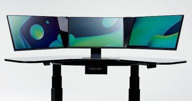 شركة أمريكية تطلق كمبيوتر مكتبيا ذكيا يعمل بالإيماءات