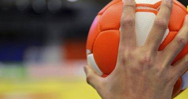 انطلاق أولى جولات الدور النهائى بدورى كرة اليد مواليد 2002