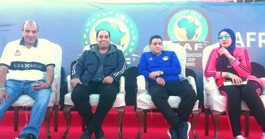 صور.. المران الأخير لمنتخب الشاطئية قبل مباراة المغرب وحضور لطيف وأبو الوفا