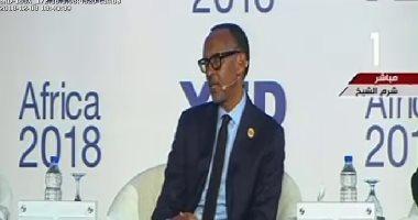 رئيس رواندا من شرم الشيخ: سكان إفريقيا 2.5 مليار نسمة بحلول 2050