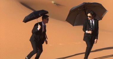 40 مليون دولار تنتظر فيلم Men in Black: International فى افتتاحيته الأولى