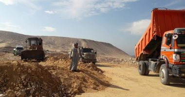 الرى: الانتهاء من 93% من سد حماية منطقة الجلاوية بأخميم