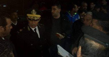 مصرع طفلة وإصابة سيدة فى سقوط عقار من ثلاثة طوابق بالإسكندرية