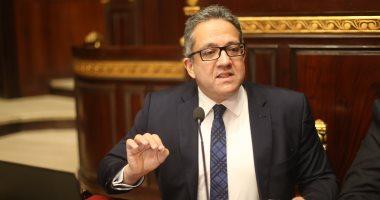 وزير الآثار: منحة دولية بقيمة 3 ملايين يورو لتطوير المتحف المصرى بالتحرير