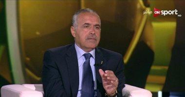 الشناوى : طرد محمود حمادة  لاعب الإنتاج أمام الأهلى غير صحيح