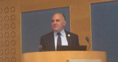 وزير الرى يستعرض خطة الوزارة لتنفيذ الأعمال الصناعية الخاصة بالسيول فى شمال سيناء