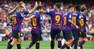 حصاد 2018.. أجمل 10 أهداف ساحرة لنجوم برشلونة.. ميسي يتصدر