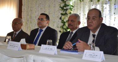 الدكتور عمرو حسن مقرر المجلس القومي للسكان