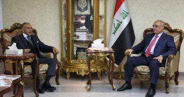 سفير مصر فى العراق:  القاهرة وبغداد يشكلان قوة العرب
