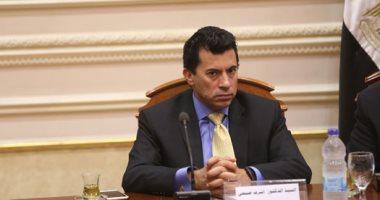 وزير الرياضة يعيد ترتيب خطة الأولمبياد مع هشام حطب وحسن مصطفى