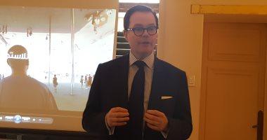 السفير الفرنسى بالقاهرة: هناك تأثر وحزن عميق بسبب حريق نوتردام