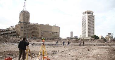 محافظة القاهرة: إزالة عقارات الكورنيش بمثلث ماسبيرو ضمن خطة التطوير