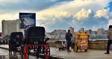 كورنيش الإسكندرية بعيون المدون الإماراتى