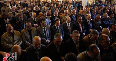 نيفين إبراهيم سعدة: الأسرة تتلقى العزاء الاثنين المقبل بمسجد عمر مكرم