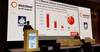 مؤتمر الحديد بدبى: مصر تنفذ 59% من المشروعات بالمنطقة بـ429 مليار دولار