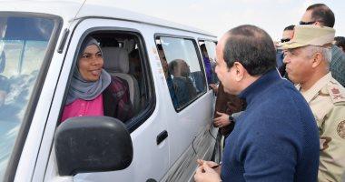 """""""اليوم السابع"""" يطلق أكبر مسابقة لقصة قصيرة عن كفاح """"نحمدو"""" سائقة الميكروباص"""