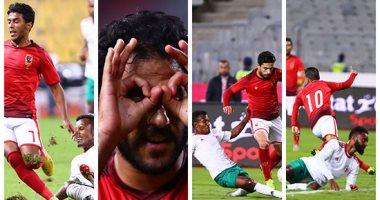 فيديو ..ماذا فعلت الأندية المصرية فى ضربة البداية بأدغال أفريقيا