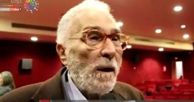 النجم الكبير عبد الرحمن أبو زهرة