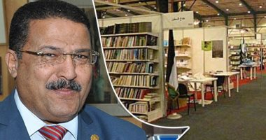 رئيس اتحاد الناشرين المصريين سعيد عبده