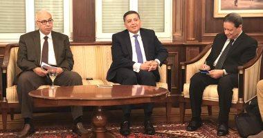 سفير مصر بالنمسا: استقبال خاص للسيسي من بين 50 رئيسا ومسئولا بالمنتدى الأوروبى