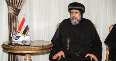 """صور.. الأنبا إرميا: مجلس كنائس الشرق الأوسط أول من دعا للحوار """"المسلم- المسيحى"""""""