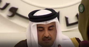 """شاهد.. """"مباشر قطر"""" تكشف تخبط تنظيم الحمدين والبحث عن كبش فداء لإخفاقاته"""