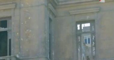 """""""كل يوم"""": قصر الخديو توفيق بحلوان أصبح مأوى للأعمال المنافية للآداب"""