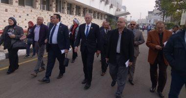 """وفد البرلمان ينسحب من زيارة """"بسكو مصر"""" بعد مشادات مع ممثلى الشركة"""