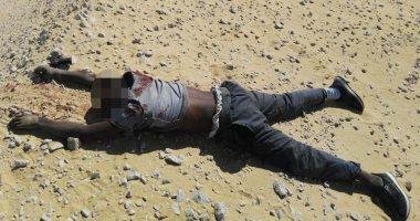 العثور على جثة شاب مقتول بطلق نارى بالدقهلية وملقى بأحد الزراعات