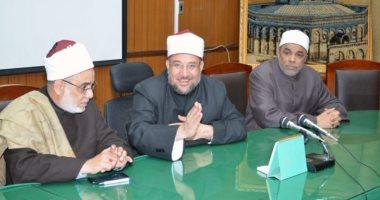وزير الأوقاف: نقصر الخطابة الدينية على المتخصصين من خريجى الأزهر شرط الكفاءة