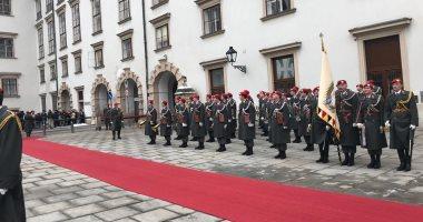 قصر الرئاسة فى فيينا