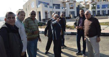 محافظ بورسعيد: سوق الأسماك الجديد نقلة كبيرة لمنظومة الخدمات