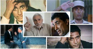 شاهد كيف اكتشف عبد الرحمن أبو زهرة أن أحمد زكى أعظم ممثل فى مصر؟