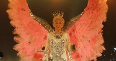 """صور .. عرض أزياء لـ """"المسنين """" بالصين  أعمار  الموديلز من 81 لـ  105 أعوام"""