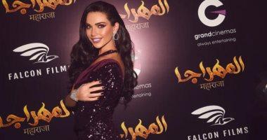 """اللبنانية داليدا خليل تكشف عن شخصيتها فى فيلم """"المهراجا"""" مع زياد برجى"""