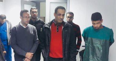 وكيل صحة شمال سيناء يقرر مجازاة أطباء بمستشفى العريش لتقصيرهم فى العمل