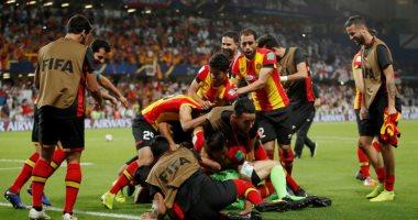 شاهد.. احتفالات نجوم الترجى التونسى بالمركز الخامس فى كأس العالم للأندية