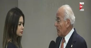 فاروق الباز: لم يكن هناك اهتمام بالبحث العلمى بمصر خلال الـ60 عامًا الماضية (فيديو)