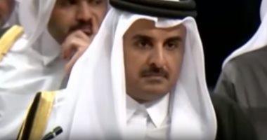 شاهد.. مباشر قطر تفضح حجم الديون الباهظة على نظام الحمدين
