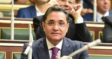 عبد الرحيم على: إنجازات البرلمان تاريخية.. وعبد العال أفشل مخططات إسقاط المجلس