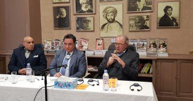 عبدالرحيم على: مصر واجهت خطرا لا يمكن السكوت عليه ودفعت الثمن غاليا