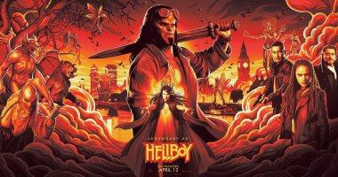 في 10 أيام 20 مليون دولار حصيلة إيرادات فيلم Hellboy