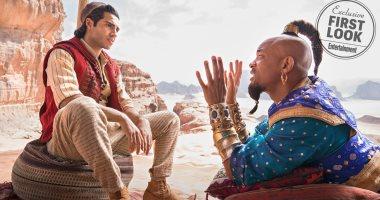 توقعات بتجاوز إيرادات Aladdin نهاية الأسبوع 100 مليون دولار