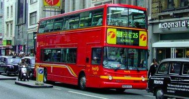 حافلات تعمل بالكهرباء