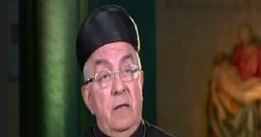 فى ذكرى وفاة البابا شنودة.. مطران المارون يروى كواليس لقاءاته برؤساء لبنان