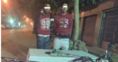 مباحث الساحل تطارد عاطلان عقب سرقتهما خفير متجر تحت تهديد السلاح