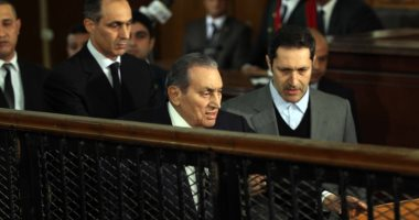 صور.. مبارك: لو اتكلمت عن دور الإخوان بأحداث يناير هطلع من هنا أدخل حته تانيه